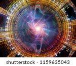 wave function series. creative...   Shutterstock . vector #1159635043