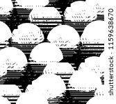 seamless pattern glitch design. ... | Shutterstock . vector #1159638670