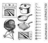 vector illustration of a... | Shutterstock .eps vector #1159651750