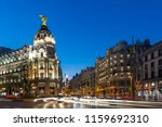madrid  spain   january 23 ... | Shutterstock . vector #1159692310
