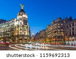 madrid  spain   january 23 ... | Shutterstock . vector #1159692313