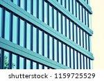 modern office building on a...   Shutterstock . vector #1159725529