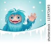 monster message   Shutterstock .eps vector #115972693