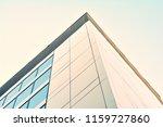 modern office building on a...   Shutterstock . vector #1159727860
