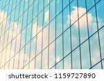 modern office building on a...   Shutterstock . vector #1159727890