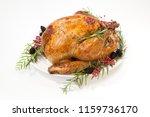 thanksgiving pepper roasted... | Shutterstock . vector #1159736170