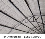 under the roof structure pattern | Shutterstock . vector #1159765990