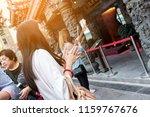hong kong   october 22 ...   Shutterstock . vector #1159767676