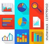 financial expert icons set.... | Shutterstock .eps vector #1159790410