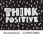 typography with slogan for t... | Shutterstock .eps vector #1159812880