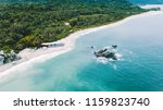 the coast line of colombia's... | Shutterstock . vector #1159823740