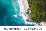 the coast line of colombia's... | Shutterstock . vector #1159824703