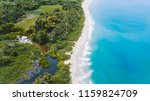 the coast line of colombia's... | Shutterstock . vector #1159824709