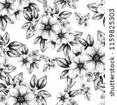 abstract elegance seamless... | Shutterstock .eps vector #1159825303