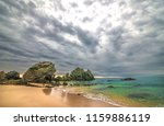 camel rock surf beach  situated ... | Shutterstock . vector #1159886119