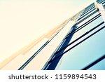 modern office building on a...   Shutterstock . vector #1159894543