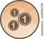 one cent coins | Shutterstock .eps vector #1159900720