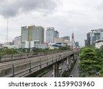 ratchadamri bts station bangkok ... | Shutterstock . vector #1159903960