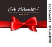 frohe weihnachten   merry... | Shutterstock .eps vector #1159906093