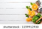 preparation for preparing a...   Shutterstock . vector #1159912930