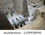 xian   jun 30 terracotta army... | Shutterstock . vector #1159938940