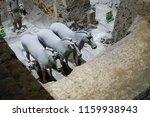 xian   jun 30 terracotta army... | Shutterstock . vector #1159938943