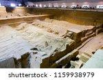 xian   jun 30 terracotta army... | Shutterstock . vector #1159938979