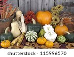 autumn harvest | Shutterstock . vector #115996570