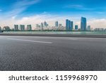 air highway asphalt road and... | Shutterstock . vector #1159968970