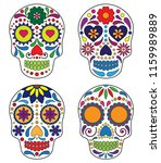 vector collection of mexican... | Shutterstock .eps vector #1159989889