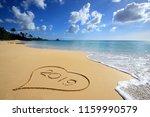 hearth on the beach 2019 | Shutterstock . vector #1159990579