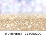abstract  twinkled  christmas... | Shutterstock . vector #116000200