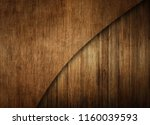 wood template on plank... | Shutterstock . vector #1160039593