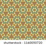 seamless background pattern in...   Shutterstock .eps vector #1160050720