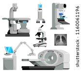 cancer diagnosis medical... | Shutterstock .eps vector #1160061196