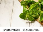 Peppermint Is A Popular Herb...