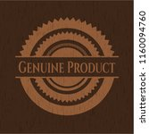 genuine product realistic... | Shutterstock .eps vector #1160094760