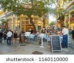 athens  greece   june 30  2018. ...   Shutterstock . vector #1160110000