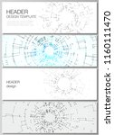the minimalistic vector layout...   Shutterstock .eps vector #1160111470