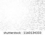 dotted background with circles  ... | Shutterstock .eps vector #1160134333