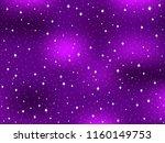 star sky. space star background....   Shutterstock .eps vector #1160149753