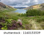 Scottish Landscape. Loch Lee I...