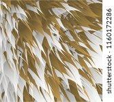 synthetic fur vector texture.... | Shutterstock .eps vector #1160172286