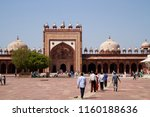 fatehpur sikri  india   march... | Shutterstock . vector #1160188636