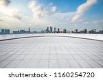 panoramic skyline and buildings ... | Shutterstock . vector #1160254720