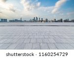 panoramic skyline and buildings ... | Shutterstock . vector #1160254729