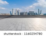 panoramic skyline and buildings ... | Shutterstock . vector #1160254780