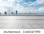 panoramic skyline and buildings ... | Shutterstock . vector #1160267590