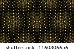abstract geometric pattern.... | Shutterstock .eps vector #1160306656