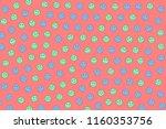 web backdrop. creative pattern. ... | Shutterstock . vector #1160353756